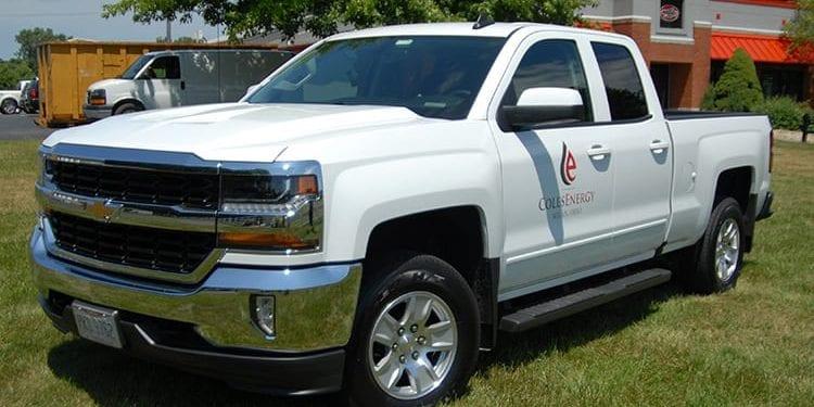Coles Energy Truck